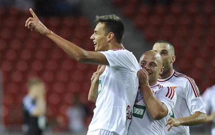 Palermóból a ciprusi APOEL csapatához igazolhat Balogh Norbert