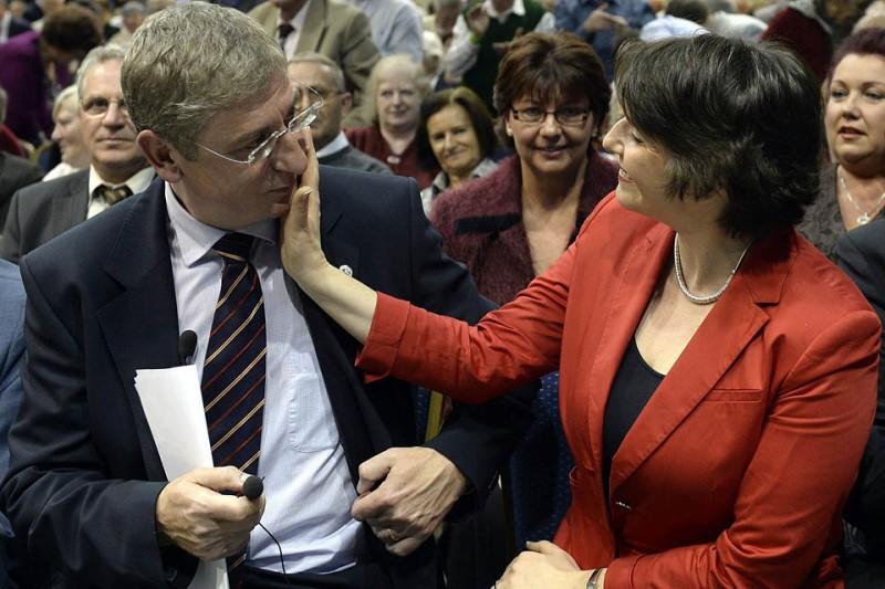 Gyurcsány felesége szerint az orbáni politika része, hogy megbüntették férje cégét