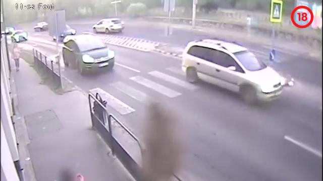 18+ A hét egyik legdurvább videóját tette közzé a magyar rendőrség