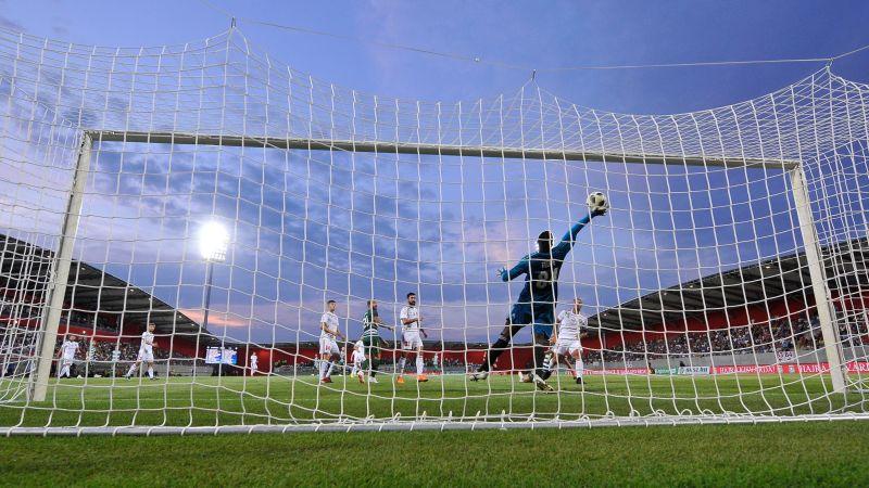 Nem segített az új stadion: simán kikapott a Kisvárda, csak két piros lapot sikerült szerezniük