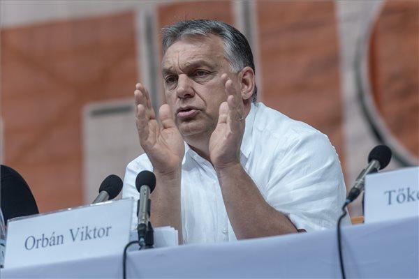 Orbán Viktor a horvát miniszterelnökkel tárgyalt