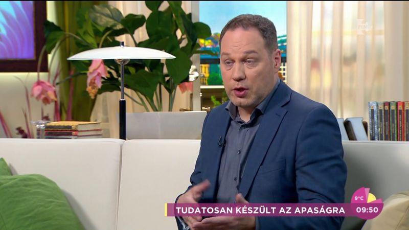 Válik a TV2 műsorvezetője