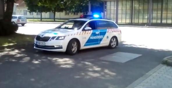 Tévedésből parancsba adták a kaposvári rendőröknek, hogy hány intézkedést hajtsanak végre a statisztika javításáért