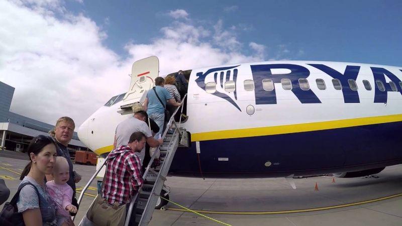 Sztrájkolni fognak pénteken a Ryanair pilótái