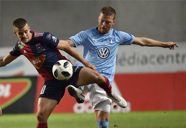 Kovács Zoltán szerint a bravúr és a szerencse is megvolt a Vidinél a Malmö ellen