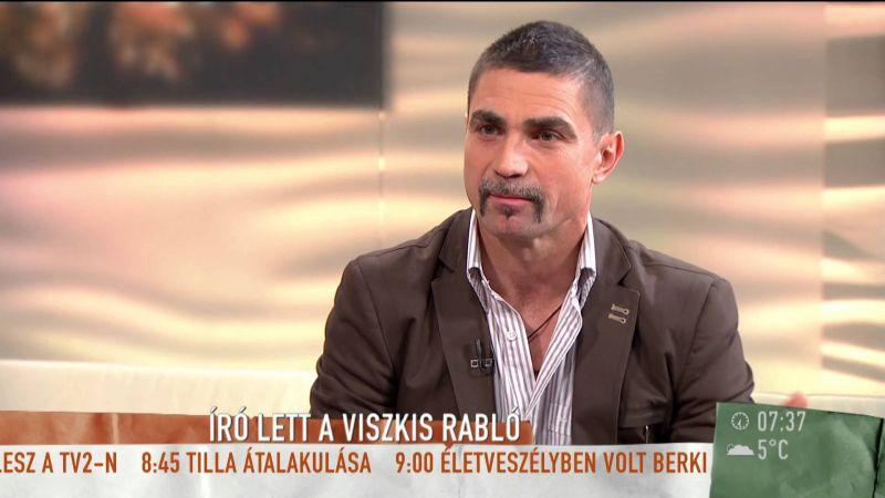 A Viszkis panaszkodik: még mindig kemény bűnözőnek tartják