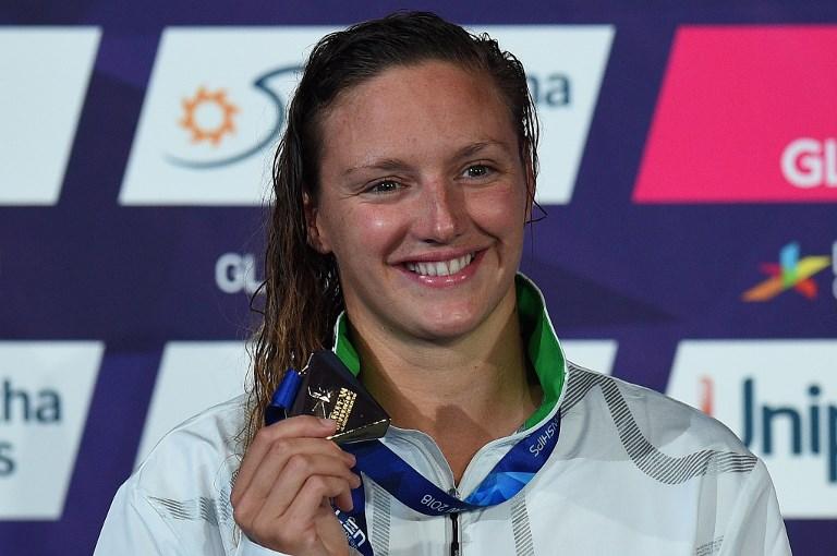 Hosszú Katinka vasárnap is négy érmet szerzett az Úszó világkupán