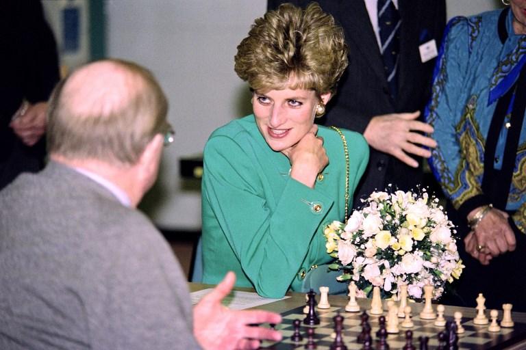 Elhunyt Diana titkos szeretője