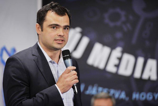 Az MTVA-tól távozó Vaszily Miklós az Echo TV új vezetője