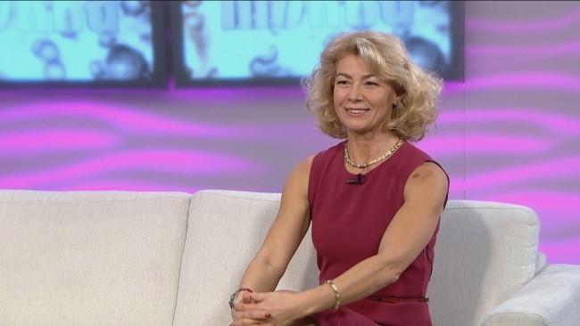 Nahát! Visszatér a képernyőre a TV2 első női időjósa