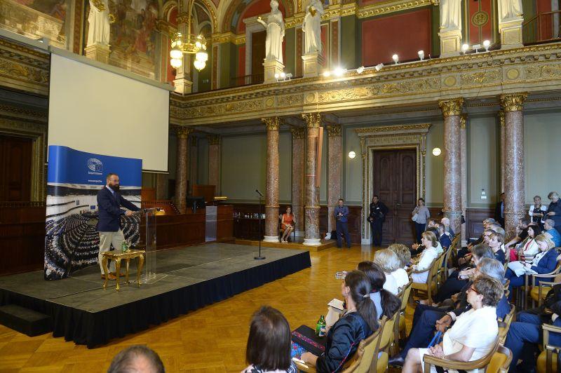 Átadták az Európai Polgár díjakat Budapesten a magyar kitüntetetteknek