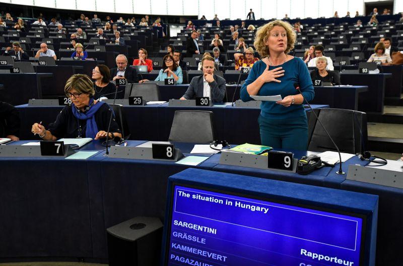 Sargentini: az Európai Parlamentnek kötelessége fellépni a magyaroroszági jogsértések ellen