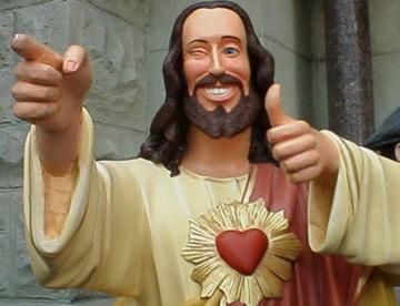 Jézus megjelent a tűzhely üvegén, azóta a berendezéshez imádkoznak