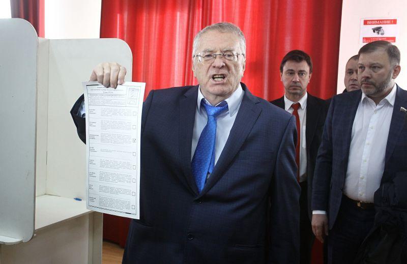 Fölényesen győzött a parlamenti ellenzéki jelölt a Habarovszki terület kormányzóválasztásán