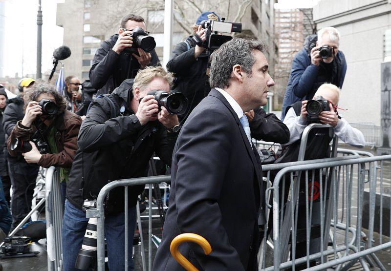 Trump volt ügyvédje már többször találkozott a Mueller-bizottság munkatársaival sajtóértesülések szerint