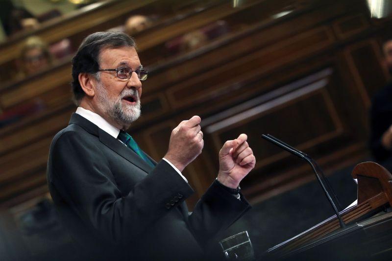 Plágiumvita miatt feltették a netre a spanyol kormányfő doktori disszertációját
