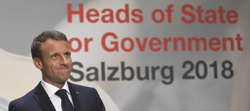 Macron kitessékelné Magyarországot a schengeni övezetből
