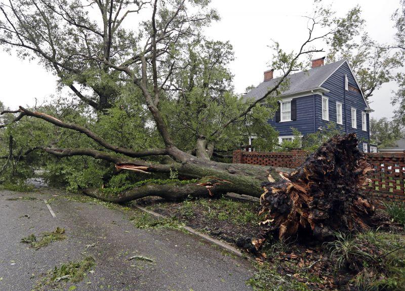 Több embert megölt a Florence hurrikán