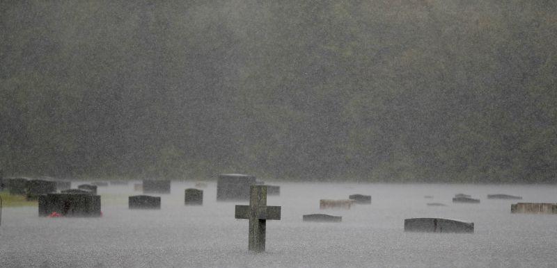 Negyvenegyre emelkedett a Florence hurrikán áldozatainak száma
