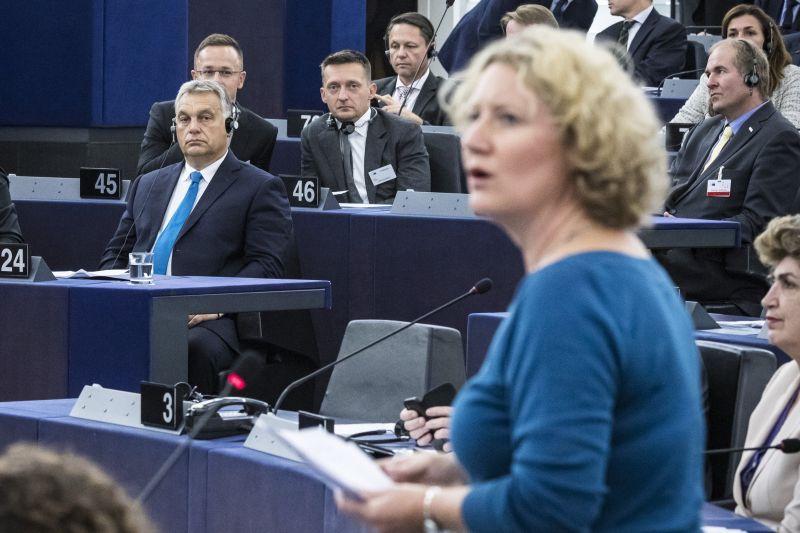 Orbán: a Sargentini-jelentést jóvá fogják hagyni a képviselők