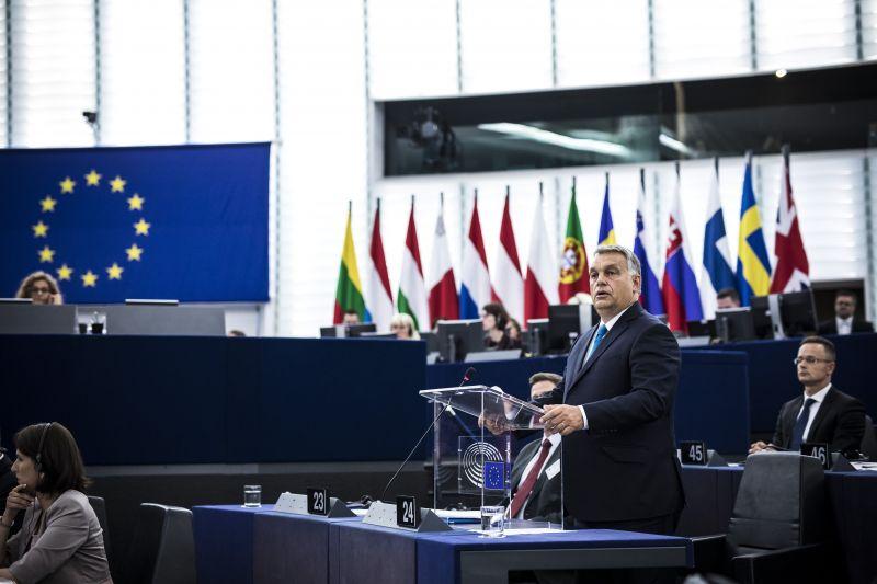 Orbán: Magyarország megvédi a jogait még az unióval szemben is