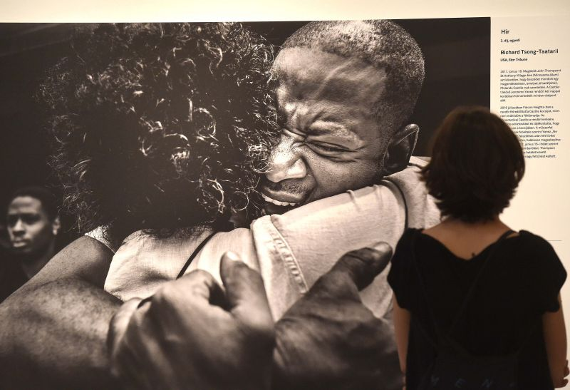 A Magyar Nemzeti Múzeumban látható az idei World Press Photo-kiállítás