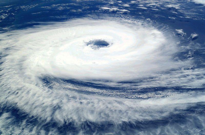 Ez az időjárásriporter kicsit túltolta a hurrikános drámát