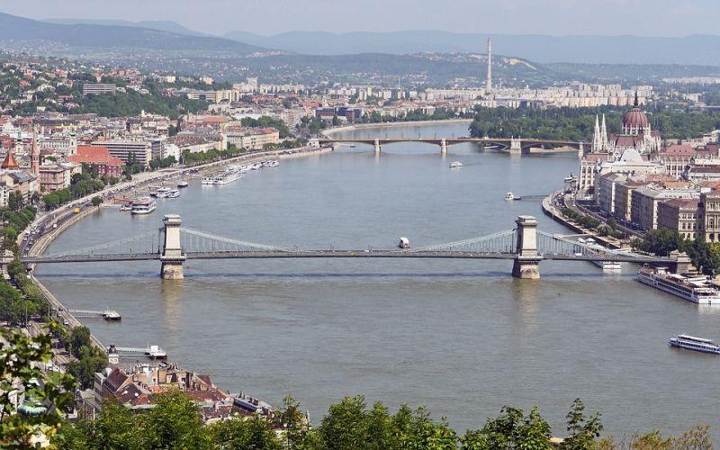 Brit arisztokrata fulladt a Dunába Budapestnél