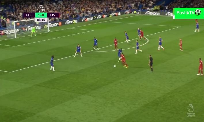86. percben állhatott be a játékos, bombagóllal mentette meg a Liverpoolt
