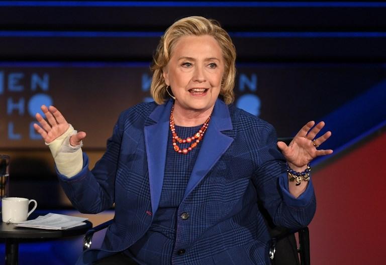 Clinton még mindig elnök szeretne lenni