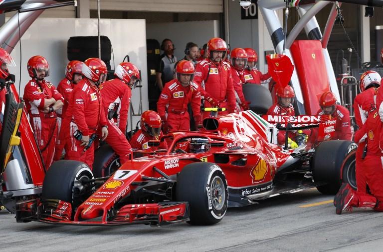 Egyesült Államok Nagydíja – Räikkönen nyert, Hamilton még nem világbajnok