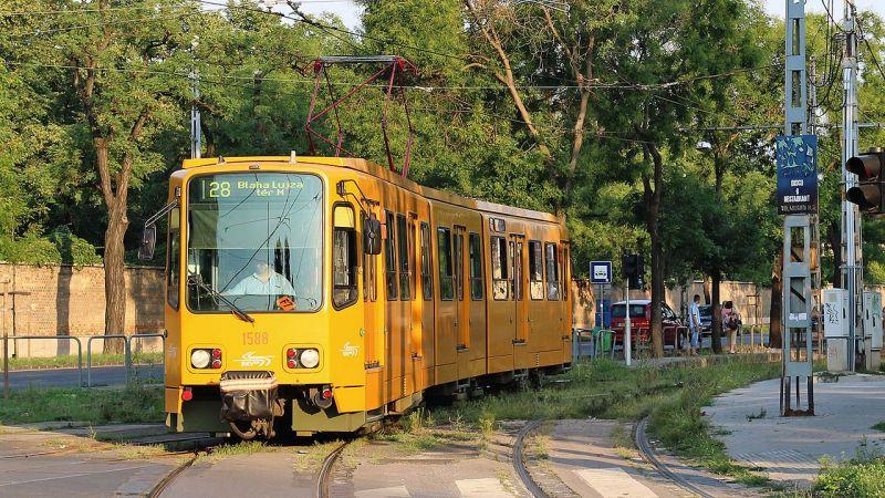 Vasárnap kezdődik a nagy villamosvonal-felújítás az Orczy térnél