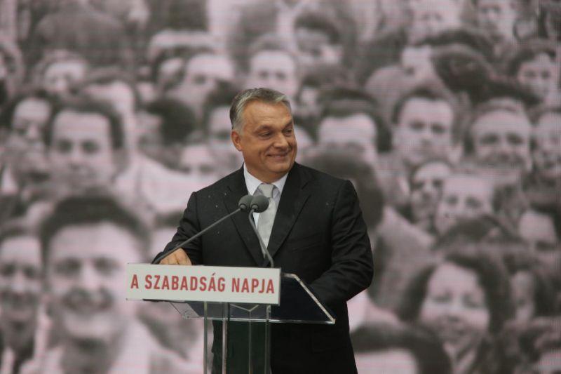Úgy néz ki, senki sem akarja megzavarni október 23-án Orbán Viktor beszédét