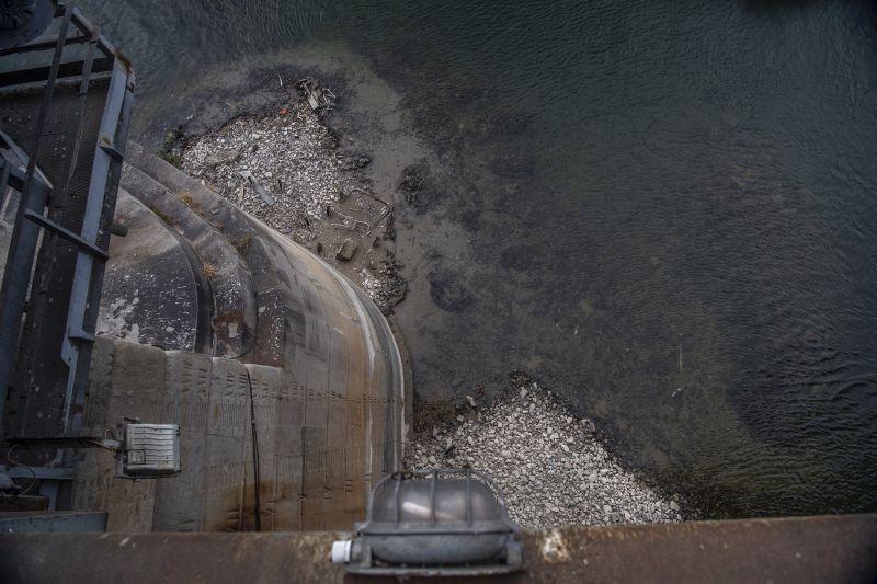 Bámulatos fotók az alacsony Dunáról