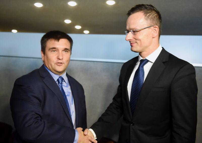 Enyhülhetnek az indulatok az ukrán-magyar konfliktusban