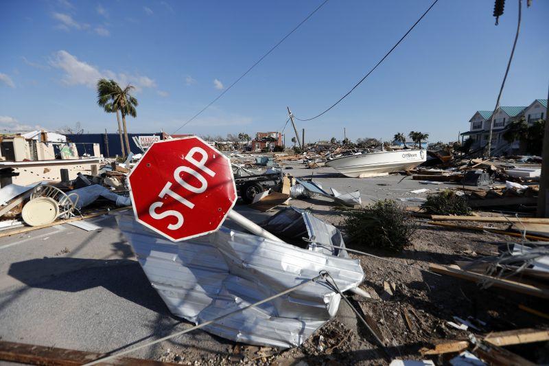 Tovább nőtt a Michael hurrikán halálos áldozatainak száma