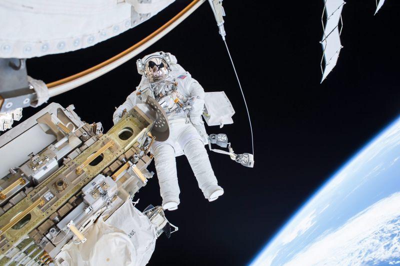 Vesztegzár alá helyezték a Nemzetközi Űrállomást