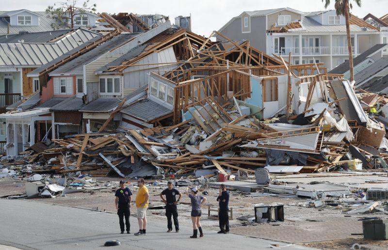Apokaliptikus a pusztulás Floridában