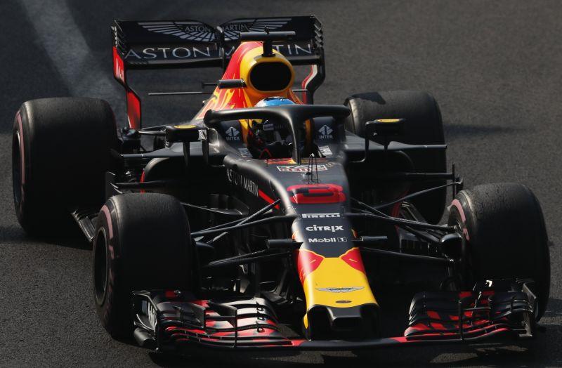 Ricciardo indulhat az élről Mexikóban