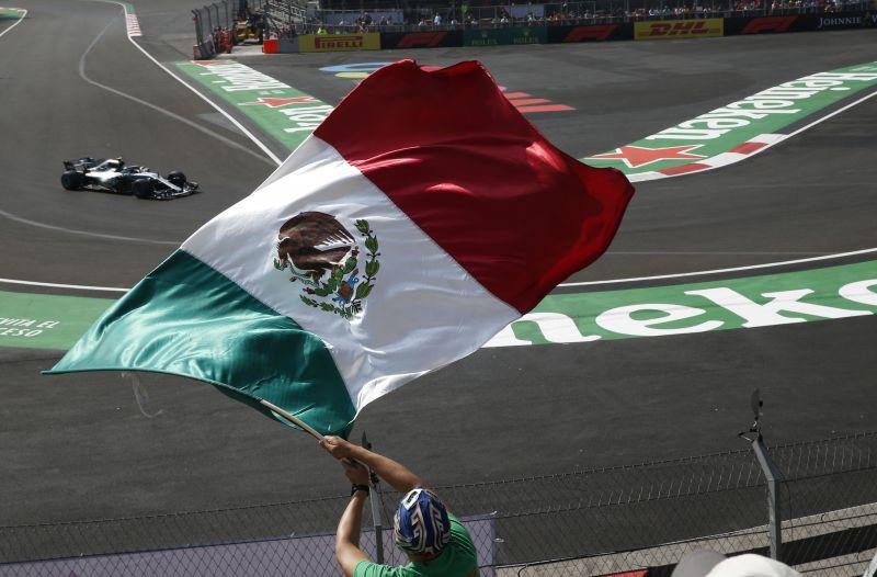Max Verstappen volt a leggyorsabb Mexikóban