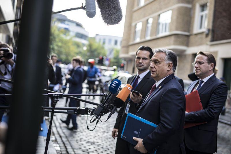 Beérkezett az uniós bíróság elé a magyar kormány keresete a 7. cikk szerinti eljárás ellen
