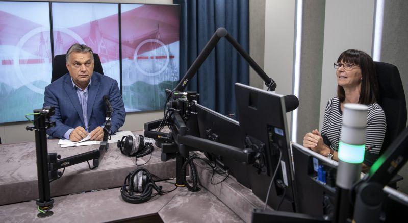 Orbán: horrorgyűjtemény az Európai Bizottság programja a betelepítésről