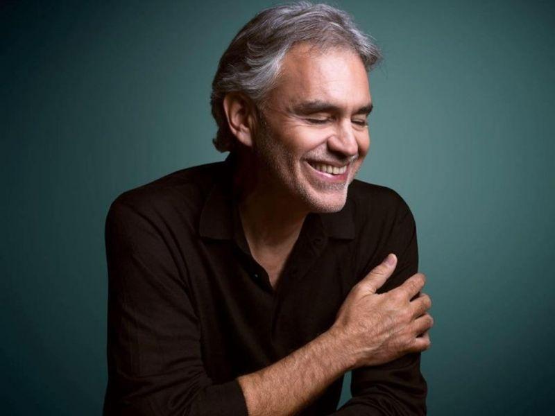 Jövő novemberben Budapesten ad koncertet Andrea Bocelli