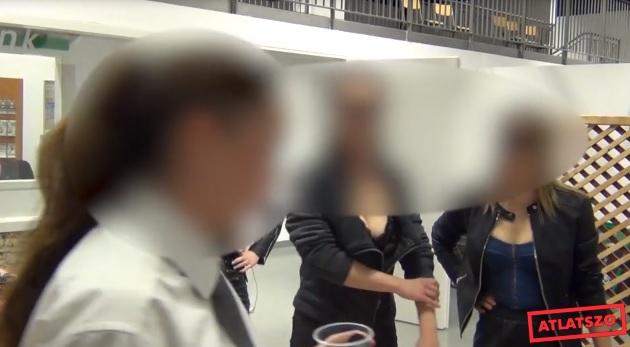 Kirúgták az oktatót a Közszolgálati Egyetemről az erotikus videó miatt