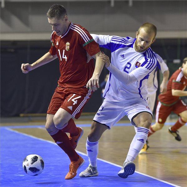 Harmadik meccsét is megnyerte Horvátországban a magyar futsalválogatott