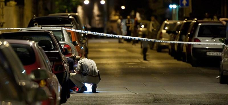 Feladták magukat a józsefvárosi lövöldözők – üzleti vita áll a háttérben