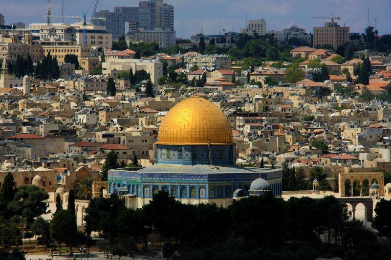 Egyesíti az USA az új jeruzsálemi nagykövetségét és a palesztin főkonzulátusát