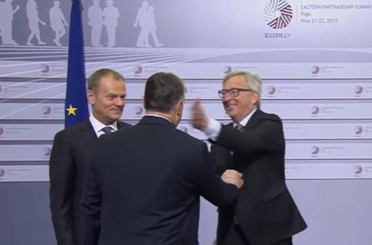 Kovács Zoltán szerint Juncker bosszút akar állni Orbán Viktoron