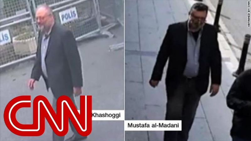 Hasogdzsi-gyilkosság: A CIA igazgatója Törökországba utazott