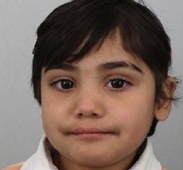 Hatéves kislány tűnt el